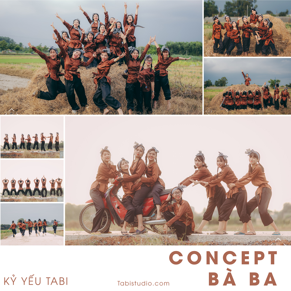 Tabi Studio - Studio chụp kỷ yếu đẹp số 1 Sài Gòn